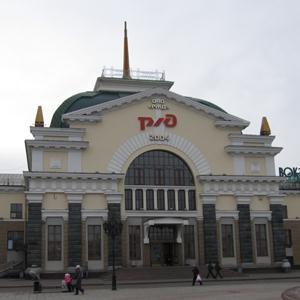 Железнодорожные вокзалы Савино