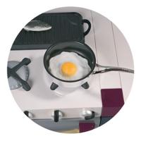 Столовая Окская - иконка «кухня» в Савино